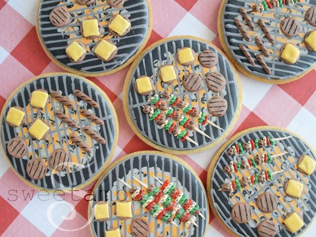 Grill Cookies