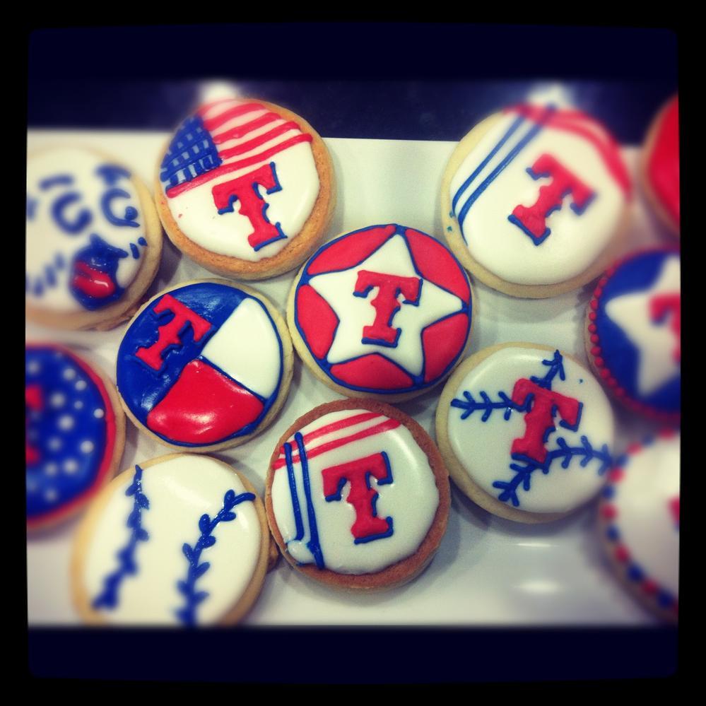 Texas Rangers 2012