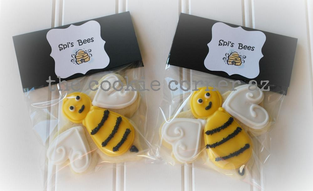 Bees with Character