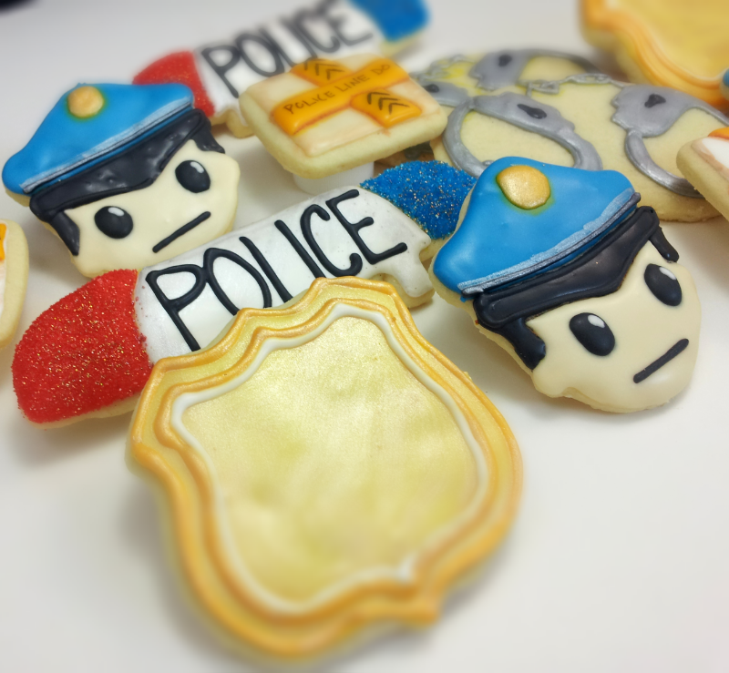 Cookie Cop Out