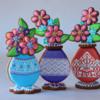 Cookie Vases