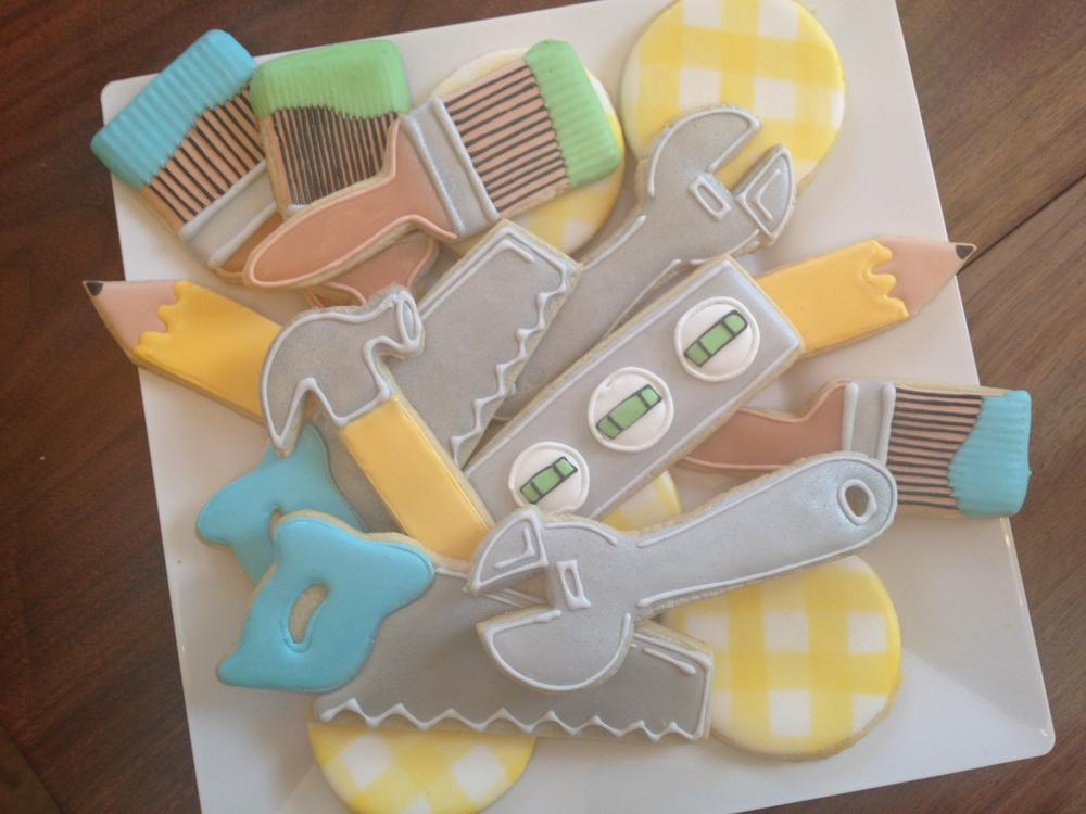 Cookie Tool Set for Father's Day