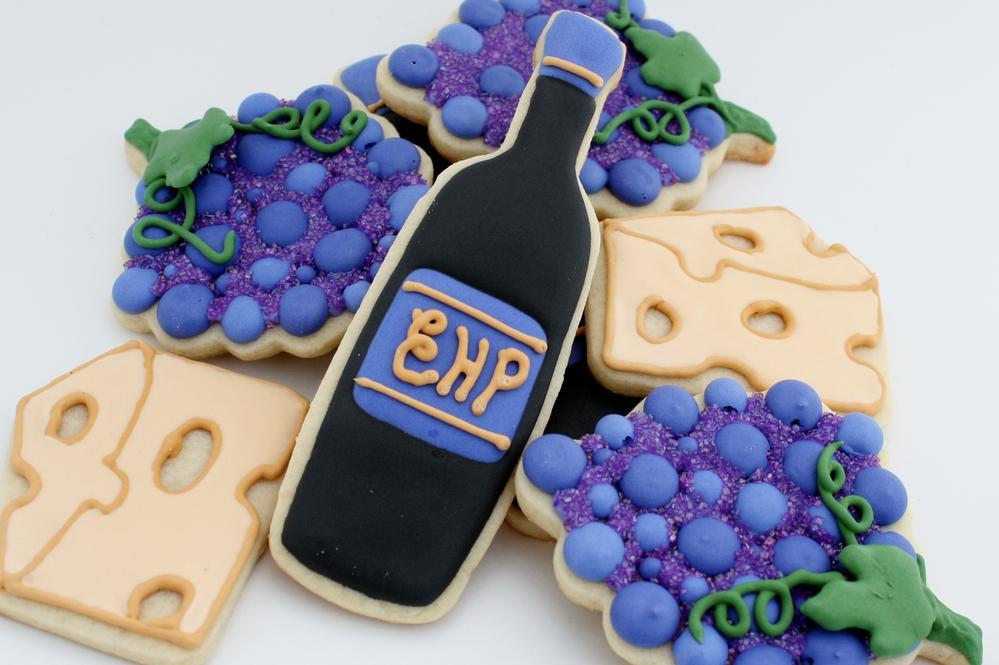 Wine & Cheese Cookies
