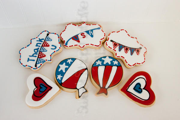 patriotic, operation cookie takeover cookies (1 of 4)