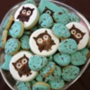 Stamped Owls