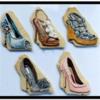 Designer Shoe Cookies
