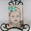 Custom Baby Portrait Cookie