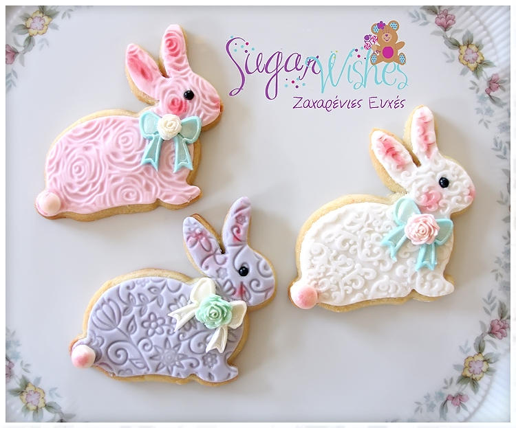 Simple Yet Sweet Easter Bunnies