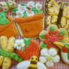 Cottage Garden Cookies