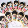 Kokeshi Dolls inspired by Sweetopia