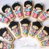 Kokeshi Dolls inspired by Sweetopia