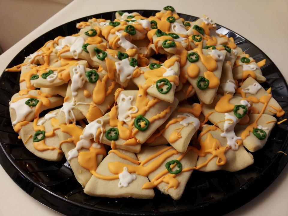 It's My Cheese, Nacho Cheese
