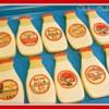 milk bottle - Fancy Flours edible image