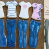 2013-06-11 alis sweet tooth cookie cutter T shirts Jeans