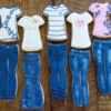 Alis sweet tooth Jeans and T shirts