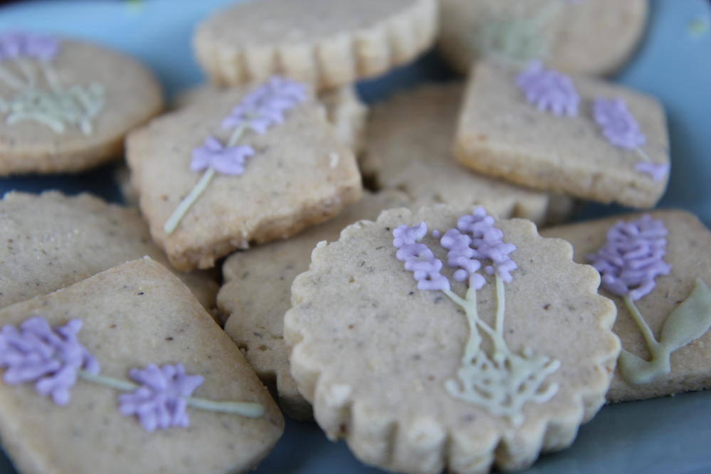 ... shortbread hearts lavender shortbread on lavender shortbread cookies