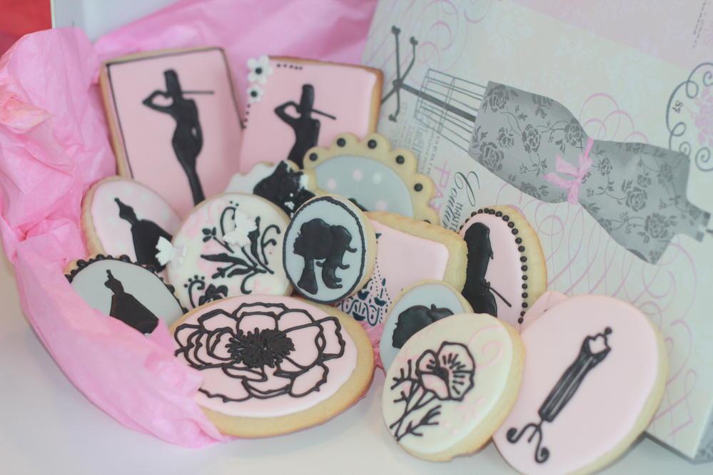 Girly Cookies