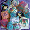 Bollywood inspired cookies