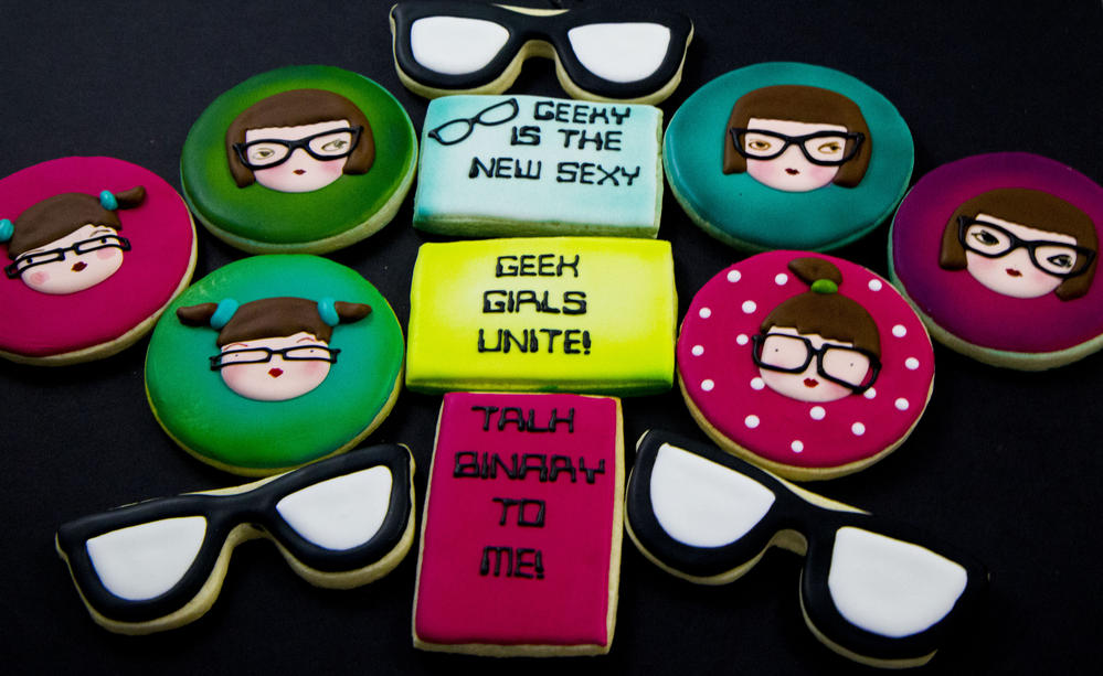 Geek Girls Unite!