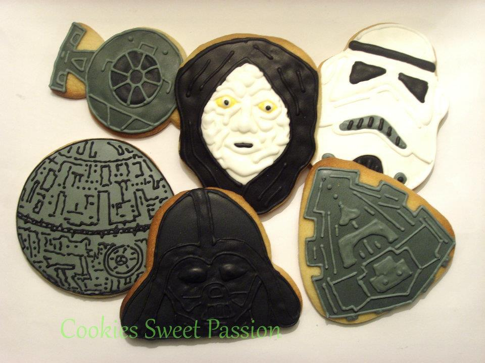Character cookies, Boy's Birthday cookies