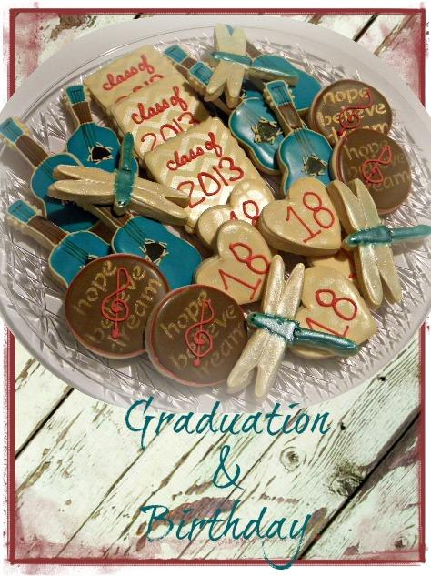 happy 18th birthday  u0026 graduation