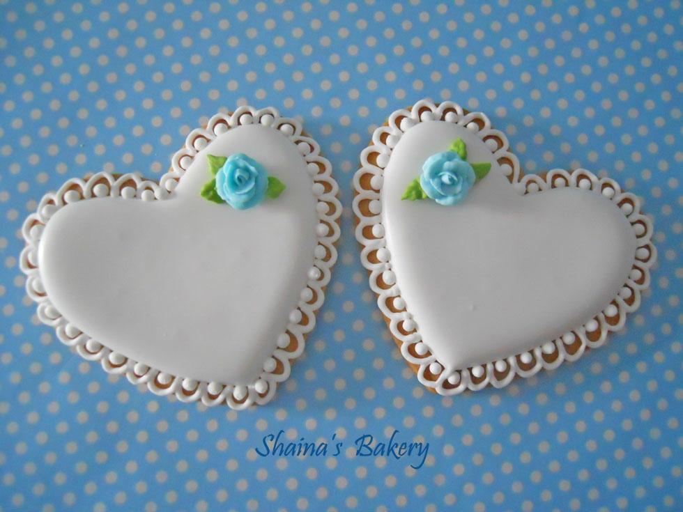 Wedding Two Hearts