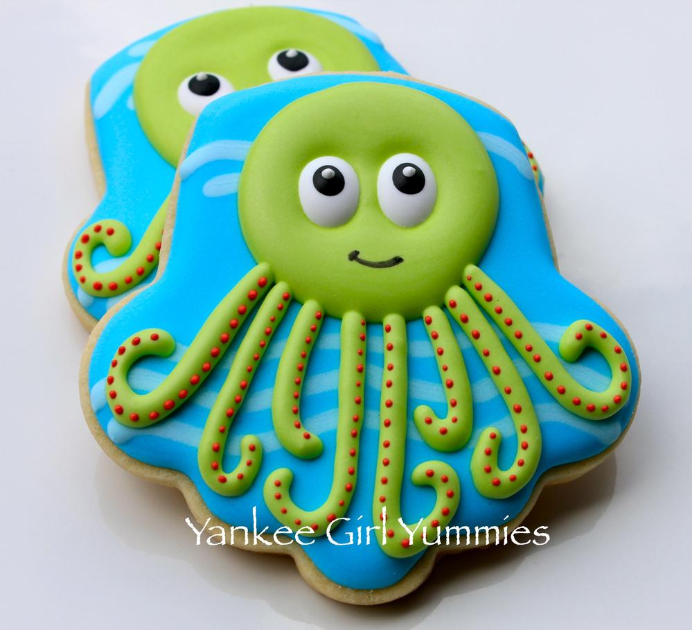 Sweet Little Octopus