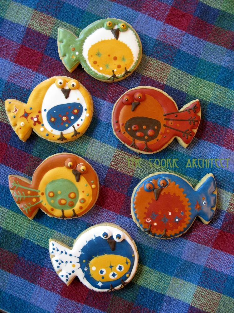 Kookie Birds