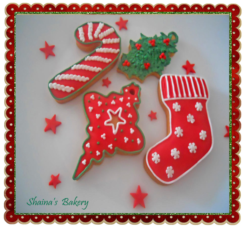 Christmas Red Ornament