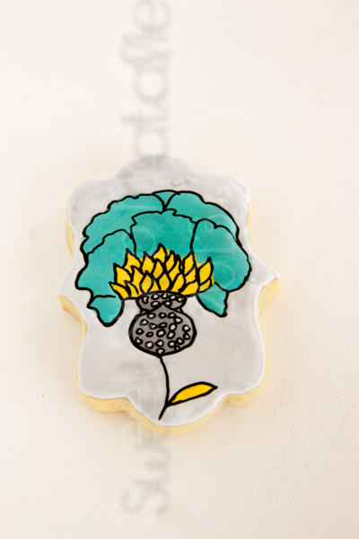 scrap book flower cookie (1 of 1)