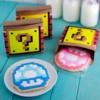 Super Mario Bros. Gender Reveal Cookies
