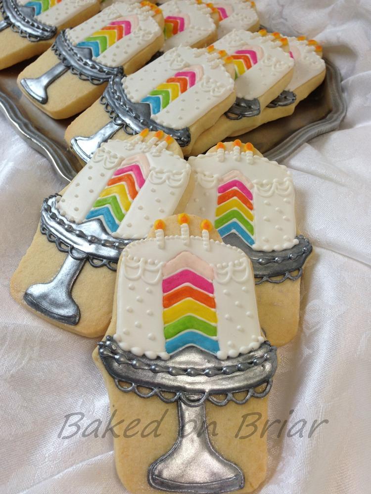 Rainbow Birthday Cake (5)