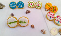 cookie earrings jewelry
