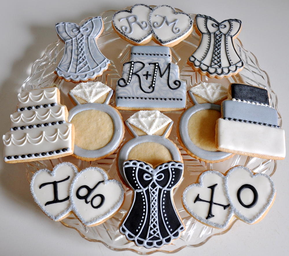 Engagement Party Cookies Cookie Connection