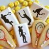 Tennis Cookies!
