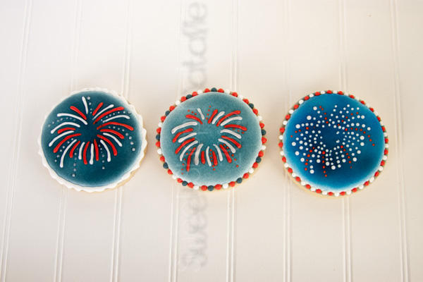 firework cookie (1 of 2)