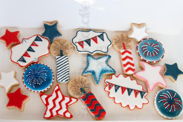 patriotic cookies (6 of 6)