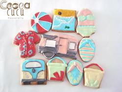 Cookie Contest #1:Vintage Vacation