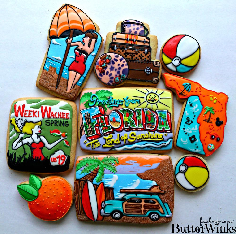 Vintage Vacation Contest: Ode to Florida
