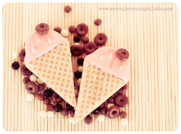 Vintage ice creams IV