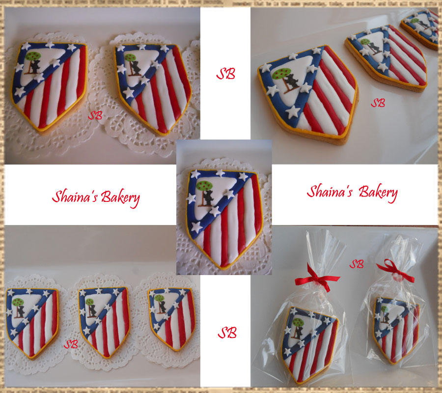 The Shield - Atletico de Madrid Football Club