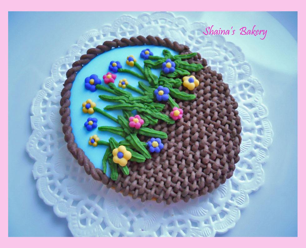 Basket Spring Flower