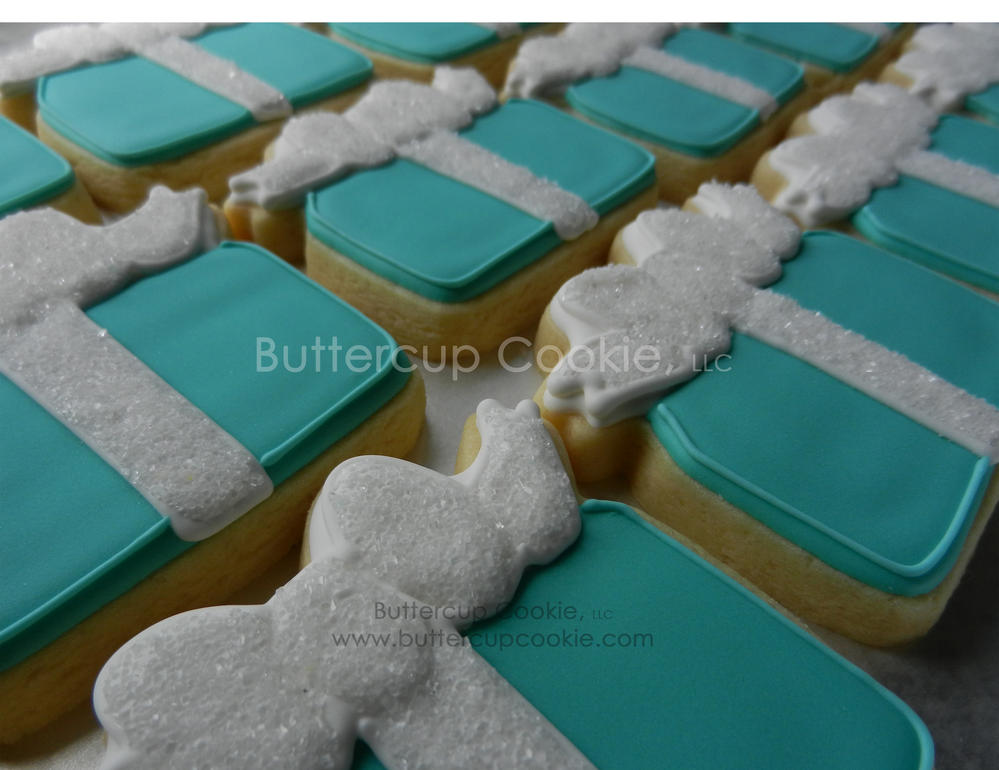 Tiffany Blue Boxes | Cookie Connection