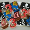 Pirate Cookie Platter - Treats by Trish
