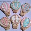 Ali's Sweet Tooth Shabby Chic Hot Air Balloons