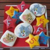 Tom & Jerry cookies