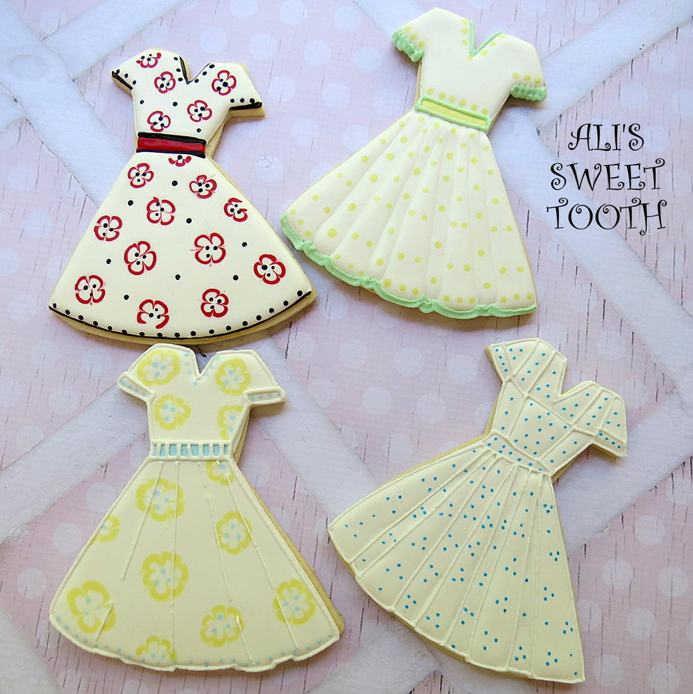 Ali's Sweet Tooth Vintage Dresses