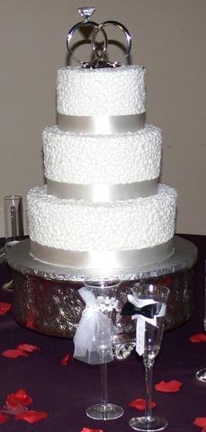 Wedding Cake 101