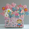 PEPPA PIG PARTY COOKIE BOUQUET