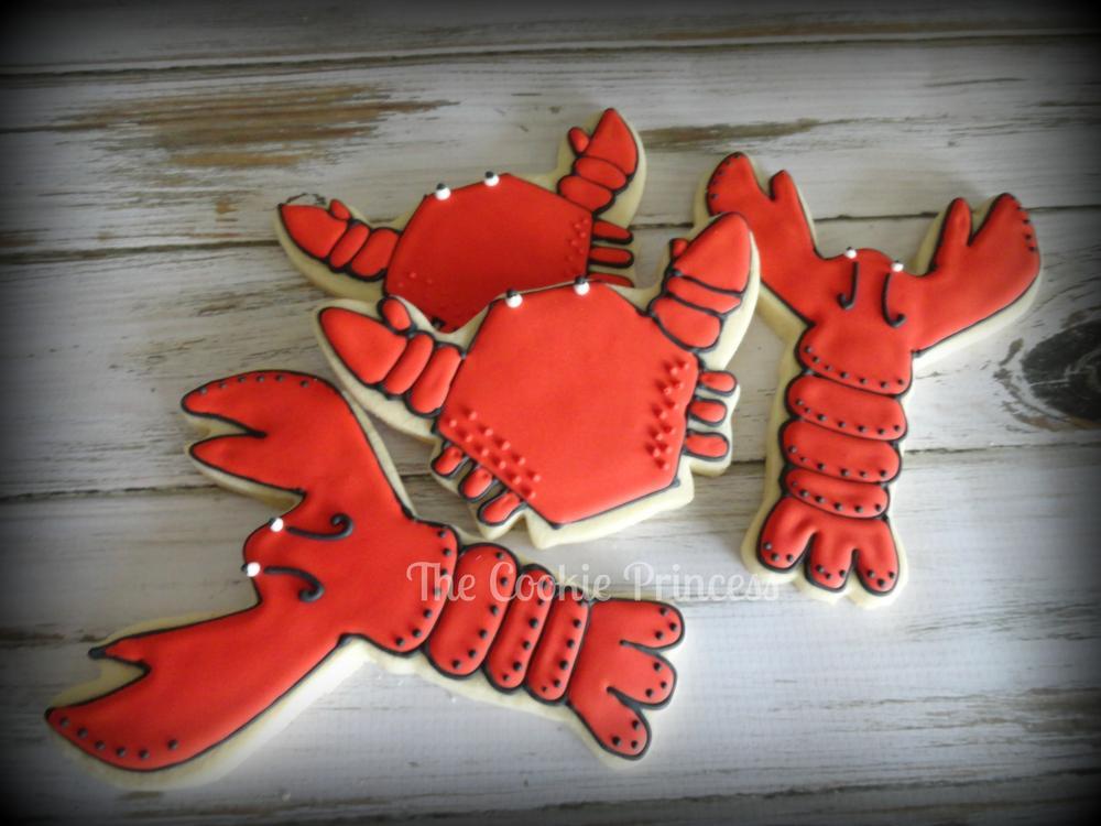 Lobstah and Crab